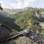 La Borgata Valliera e Campofei da Il Colletto -Castelmagno- Isabella Sassi Farìas