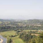 Vista sul fiume Tanaro-Ciglié-Alessandro Guida