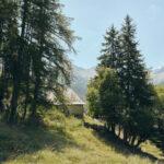 Casa rurale abbandonata. Méolans-Revel. Les Clarionds. Alessandro Guida
