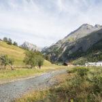 Area camper lungo il torrente-Argentera-Davide Curatola Soprana