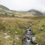 Il torrente e il limite tra le aree del pascolo- Sampeyre- Vallone Infernet- Davide Curatola Soprana