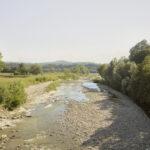 Vista sul fiume Tanaro-Cigliè-Alessandro Guida