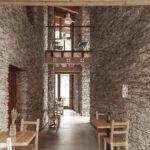 Spazi interni di Lou Portoun- Ostana- Sant'Antonio- Isabella Sassi Farìas