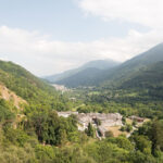 Vista sulla valle- Sampeyre- Davide Curatola Soprana