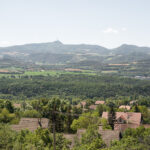 Le abitazioni diffuse nel paesaggio- Romette- Davide Curatola Soprana