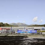 Concessionario sulla strada N94- Romette- Romette- Alessandro Guida