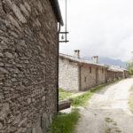 Le strade del borgo di Sant'Antonio -Ostana-SantAntonio- Isabella Sassi Farìas