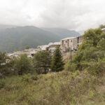 Vista del borgo di-Sant'Antonio -Ostana-Sant'Antonio- Isabella Sassi Farìas