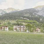 Edilizia residenziale incompiuta-Argentera-Villaggio Primavera-Alessandro Guida
