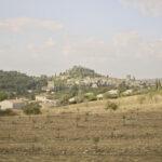 Vista verso la città-Forcalquier-Les Chambarels-Alessandro Guida