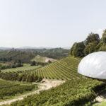 L'Acino e i vigneti -Alba-Azienda vitivinicola Ceretto- Isabella Sassi Farìas