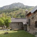 Vista del limite del borgo Argentera - Prinardo- Isabella Sassi Farcas