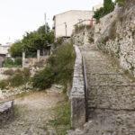Salita verso la Citadelle-Forcalquier-Isabella Sassi Farìas