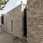 Il muro de La Maison de Village-Forcalquier-Isabella Sassi Farìas