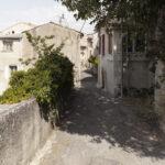Le strade del centro storico-Forcalquier-Isabella Sassi Farìas