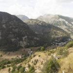 Vista su Prinardo e sulla Valle -Argentera-Prinardo- Isabella Sassi Farìas