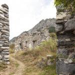 Villaggio distrutto durante la II guerra -Argentera-Località Servagno- Isabella Sassi Farìas