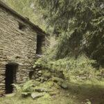 Casa abbandonata- Ostana- Miridï- Alessandro Guida