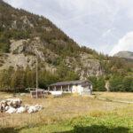 Villaggio distrutto durante la II guerra -Argentera-Località Servagno-Isabella Sassi Farìas