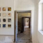 Collection de art contémporaine de la Commune dans les espaces de la canonique. Rittana. Davide Curatola Soprana