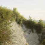 Érosion du sol tout près de la fleuve Tanaro. Cigliè. Cigliè. Alessandro Guida