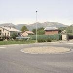 Le rond-point sur la rue D92. Romette. Romette. Alessandro Guida