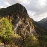 Les alentours de la Vallée de Laverq. Méolans-Revel. Isabella Sassi Farìas