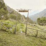 Petit jardin potager. Argentera. Case Serre. Alessandro Guida
