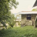 Petit hameau abandoné. Rittana. Gorrè. Alessandro Guida