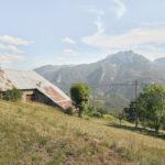 Maison rurale. Méolans-Revel. La Romeyere. Alessandro Guida