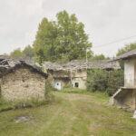 Petit hameau abandoné. Rittana. Tetto Pollino. Alessandro Guida