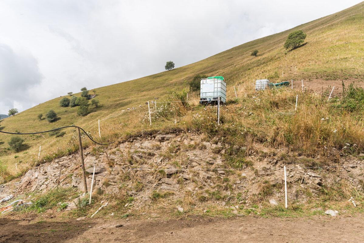 Area di lavorazione del Castelmagno d'alpeggio-Castelmagno- Borgata Valliera- Davide Curatola Soprana